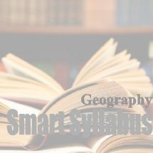 Download Geography Smart Syllabus Class 12th BISE KPK Boards