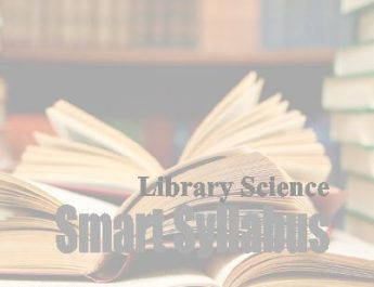 Download Library Science Smart Syllabus Class 12th BISE KPK Boards